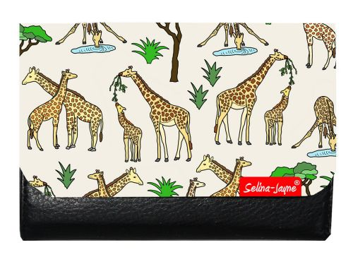 Selina-Jayne Giraffe Limited Edition Designer Small Purse